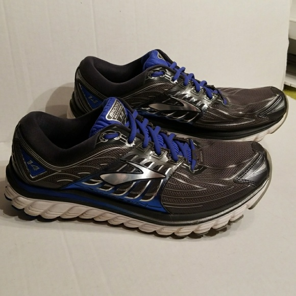 89d59c2fe2d Brooks Other - Brooks Glycerin 14 mens running shoes size 11.5 D